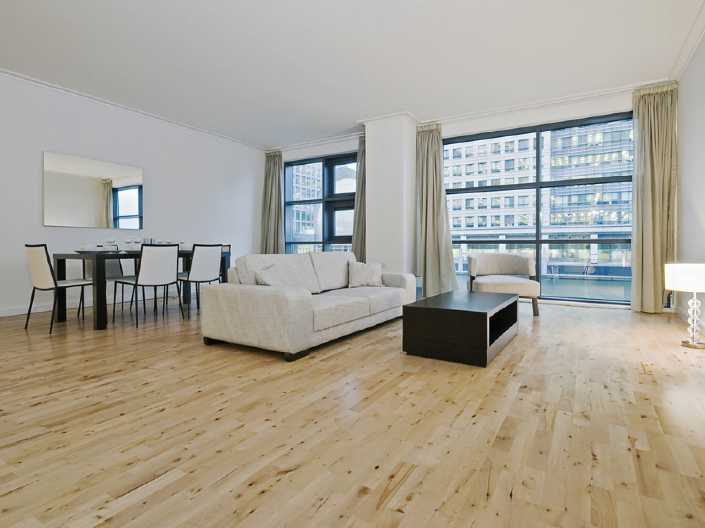 What makes laminate flooring a wise option for homeowners?